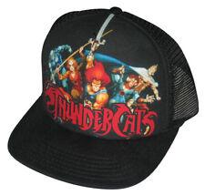 Thundercats Gruppe Charge Bioworld Netz Schwarz Truckerhut