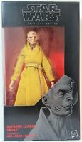 STAR WARS The Black Series: SUPREME LEADER SNOKE Figure - No.54 Collectors Box