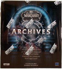 World of Warcraft Archives Booster Box - SPECTRAL TIGER ???