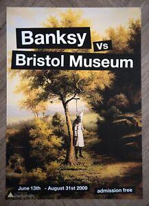 Banksy Poster A2