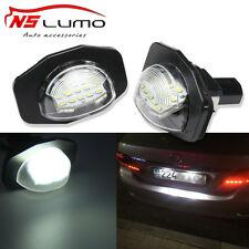 LED License Plate Light for Toyota Corolla Sienna Alphard Urban Cruiser Led Lamp