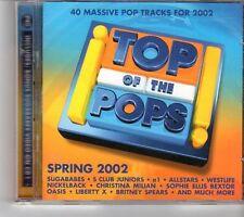 (FK121) Top Of The Pops, Spring 2002 - 2002 CD