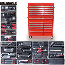 267 US PRO Tool Chest Box Snap It Up cabinet toolbox + tools FINANCE AVAILABLE !