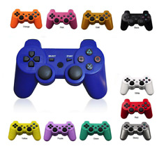 PS3 Wireless Controller Remote for Sony PlayStation 3 Multi Colors Quality