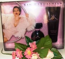 KIM KARDASHIAN 2 PC 1 OZ WOMEN'S PERFUME & BODY GIFT SET