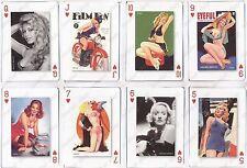 PIN-UPs Pure Nostalgia! playing cards sealed PIN Up Piatnik Austria