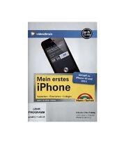 video2brain Mein erstes iPhone, 6 Stunden Video-Training auf DVD, NEU