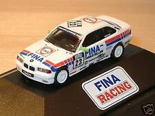 Herpa BMW 325i FINA RACING, #23 - dealer PC - 1/87
