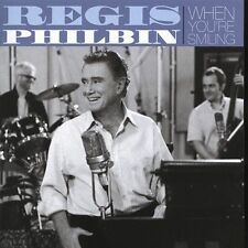 When You're Smiling by Regis Philbin (CD, Sep-2004, Hollywood)