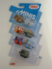Thomas the Train Thomas & Friends Minis Pack of 7 Classic Charlie & Millie, New!