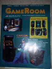 GameRoom Magazine - Aug 2003 Vol.15 No.8 Free Shipping!