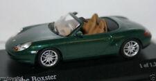 Coches, camiones y furgonetas de automodelismo y aeromodelismo MINICHAMPS color principal verde Porsche