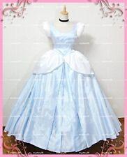 Cinderella Dress Adult Princess Women Cosplay Costume Halloween Light Color 2019