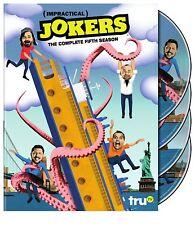 IMPRACTICAL JOKERS - SEASON 5   - DVD - Region 1 - sealed