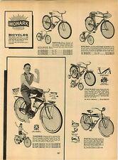 1959 ADVERTISEMENT Bike Bicycle Monark Thunderbird Sportsman Coupe De Ville