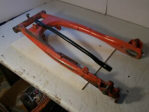 Vintage Honda OEM 1979 XR185 Rear Swing Arm & Brake stay