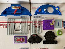 Teenage Mutant Ninja Turtles TMNT TECHNODROME Replacement Parts & Pieces Lot