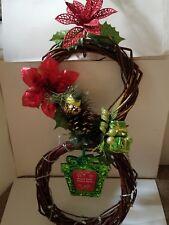 Christmas wreaths w/lights