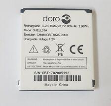 Genuine Battery for Doro PhoneEasy Mobile MODELS  409 410 611 612 631 632