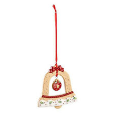 Villeroy & Boch Winter Bakery Decoration Ornament Glocke Nr. 6659