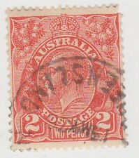 (JJ-278) 1936 AU 2d red KGV (BF)