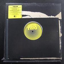 "Yello - Tremendous Pain 12"" Mint- PR12 607-1 Promo 1995 USA Vinyl Record"