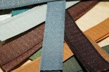 Klettband zum Nähen, Klettverschluss Band selbstklebend, Klettbänder BEIDSEITIG