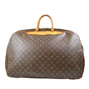 LOUIS VUITTON ALIZE 1 POCHE TRAVEL HAND BAG MONOGRAM M41393 VI0961 41572