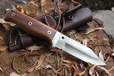 Cuchillo Cudeman Mt-1 hoja 11 cm acero Bolher N695 cocobolo Snife Coltello