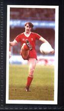 Bassett Football (1982-83) David Hodgson (Middlesbrough) No. 40