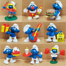 McDonalds Happy Meal Toy 1998 The Smurfs Plastic Figurine Toys - Various