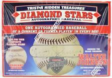 2020 TriStar Hidden Treasures Diamond Stars Autographed Baseball Hobby Box
