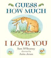 Guess How Much I Love You Padded Board Book by Sam McBratney