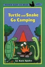 Turtle and Snake Go Camping (Penguin Young Readers, L1)