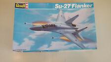 1/72 scale  Revell  Soviet Modern SU-27 Flanker Jet Fighter