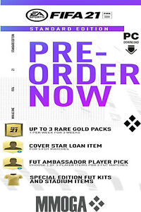FIFA 21 Preorder Bonus DLC key - Xbox One / Playstation 4 / PC - Digital Code