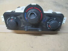 RENAULT MEGANE SCENIC MK2  MANUAL CONTROL HEATER SWITCH UNIT WITH A+C FROM 2004