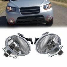 Passenger Fog Light Assembly 1 Pair LH=RH Fits 2010-2016 Dodge Jeep Driver