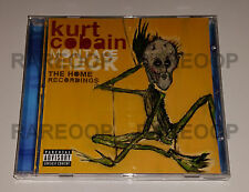 Montage of Heck by Kurt Cobain [Nirvana] (CD, 2015, Universal) ARGENTINA PROMO