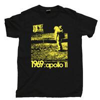 APOLLO 11 CONSPIRACY Theory T Shirt Stanley Kubrick Fake Moon Landing Tee Poster