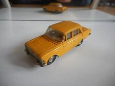 USSR / CCCP Moskvitch 412 A2 in Yellow on 1:43