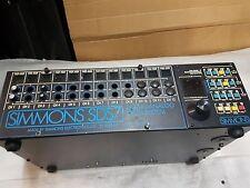 80's SIMMONS SDS 7 DRUM MODULE