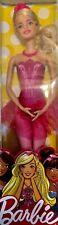 Be Anything Barbie Blonde Ballerina Doll in Pink Tutu