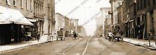 "Vicksburg, Mississippi 1910 Panoramic Sepia Photo 5"" x 14"" FREE SHIPPING!"