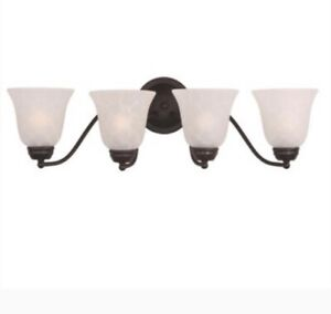 2123ICOI Maxim Basix Bath Vanity Light