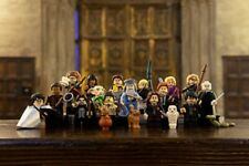 LEGO 71022 SERIE COMPLETA 16 PERSONAGGI DI HARRY POTTER DA WIZARDING WORLD