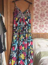 Monsoon Cotton Regular Size Maxi Dresses for Women