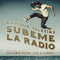 ENRIQUE IGLESIAS - SUBEME LA RADIO   SINGLE CD NEU