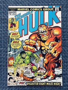 INCREDIBLE HULK #169 (1973) High Grade! 1st App Bi-Beast! NM