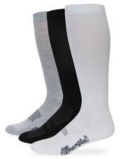 Wrangler Mens Western Boot Cushion Over the Calf Socks 3 Pair Pack